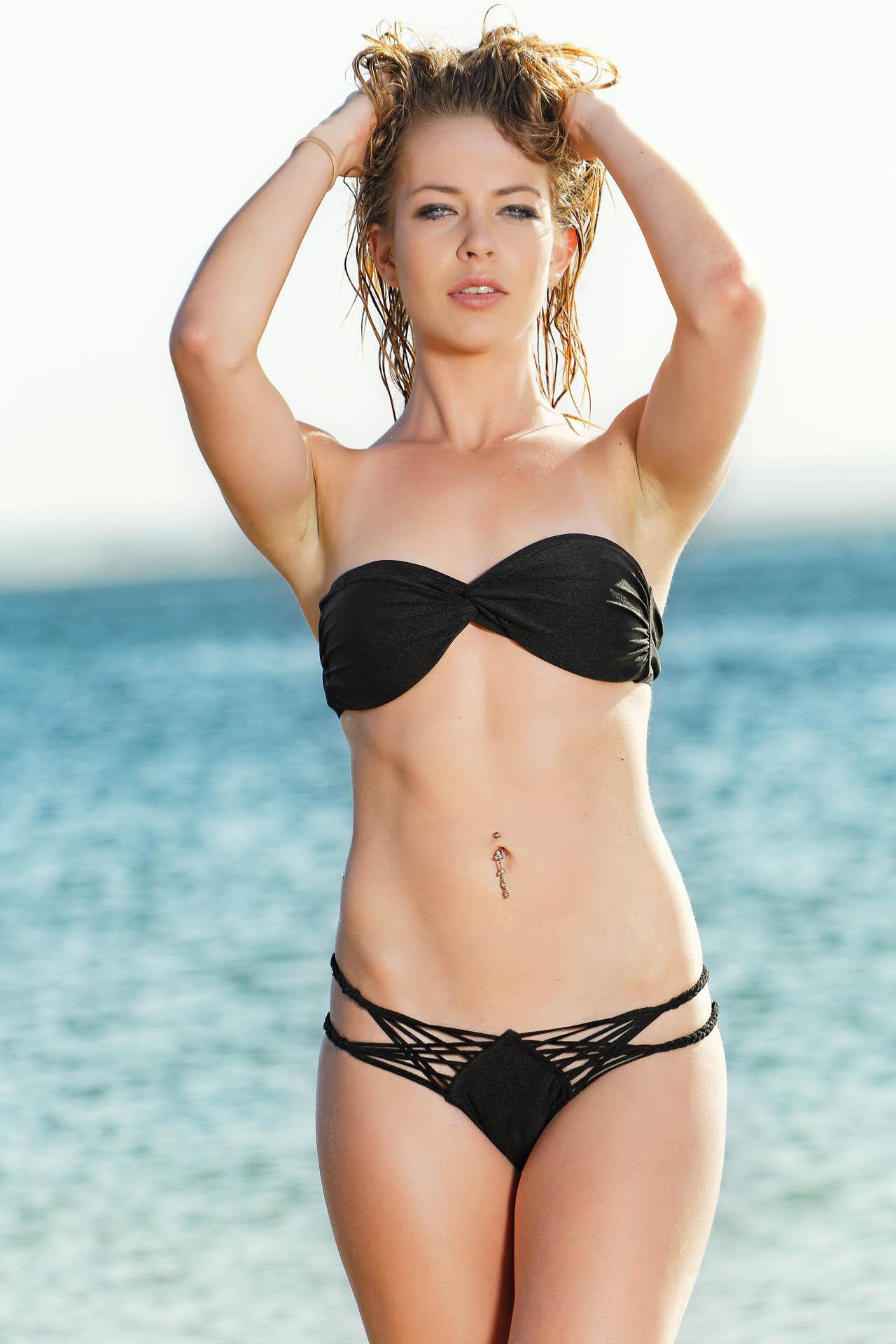 Bonnie Hogan Swimwear Shoot
